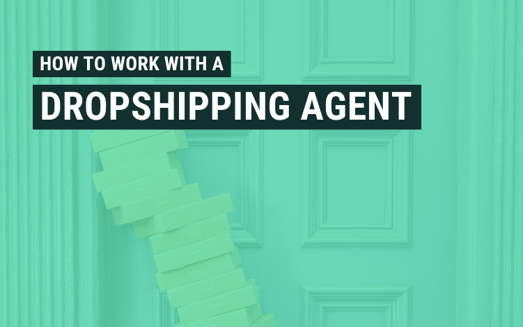 work with dropshipping agent